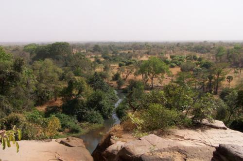 Wooded grassland (Burkina Faso ©Romain Tagand)