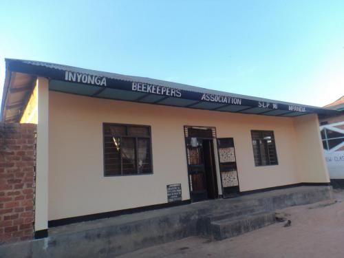 IBA office at Inyonga