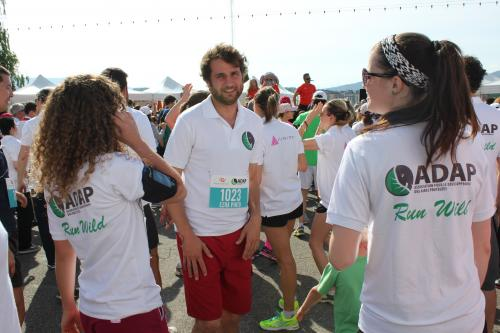 Course solidaire Race for Gift