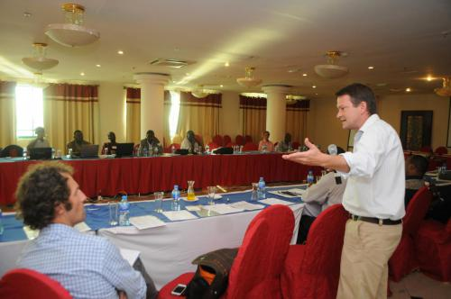 Workshop «Tapping the uncaptured potential of Western Tanzanian Forest Reserves for sustained livelihoods and biodiversity conservation»