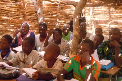 Alphabétisation (Burkina Faso ©ADAP)