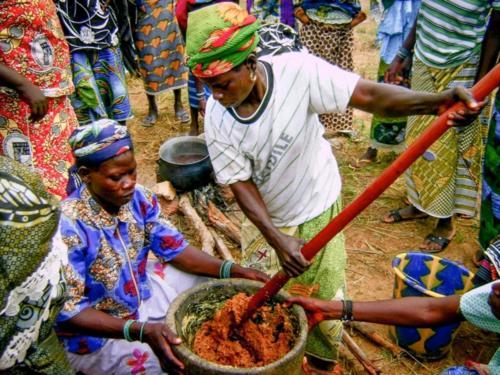 Beurre de Karité (Burkina Faso ©ADAP)