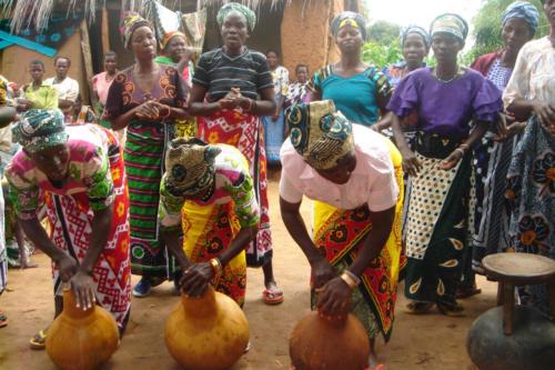 Danses et musiques traditionnelles (Tanzanie © Carole Dubois)
