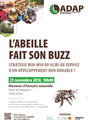 ADAP-L'abeille fait son buzz